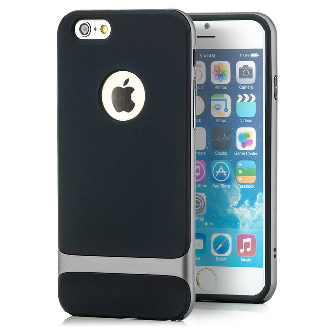 """Back Cover für Apple iPhone 6 4,7"""" Silikon Tasche Bumper Schutz Hülle Slim Case"""