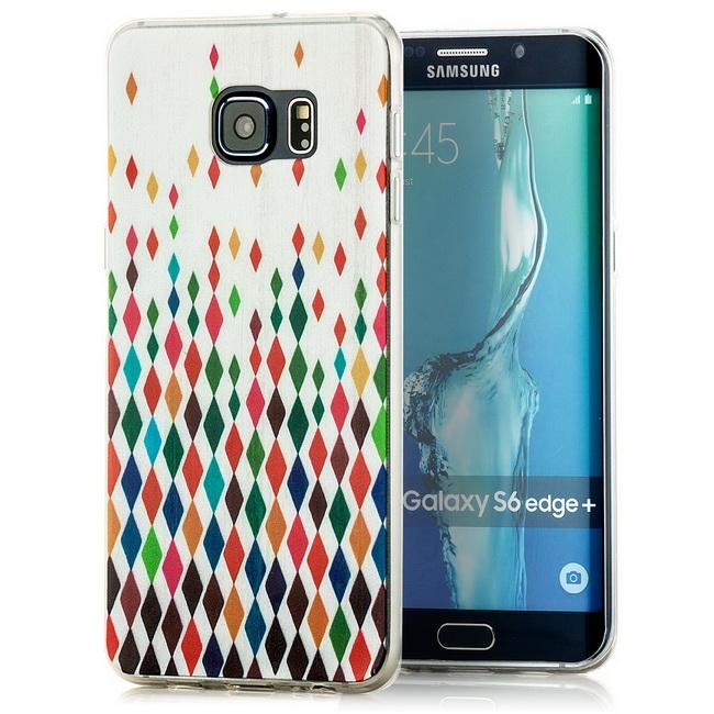Silikon Case für Samsung Galaxy S6 Edge+ Plus SM-G928F Schutz Hülle Handy Tasche