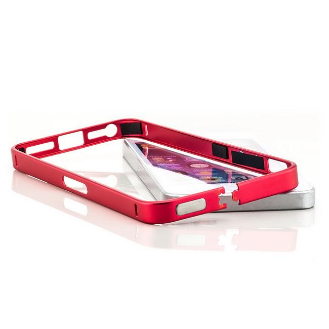 Aluminium-Bumper-fuer-Apple-iPhone-5S-5-SE-Tasche-Schutz-Huelle-Case-Metall-Cover