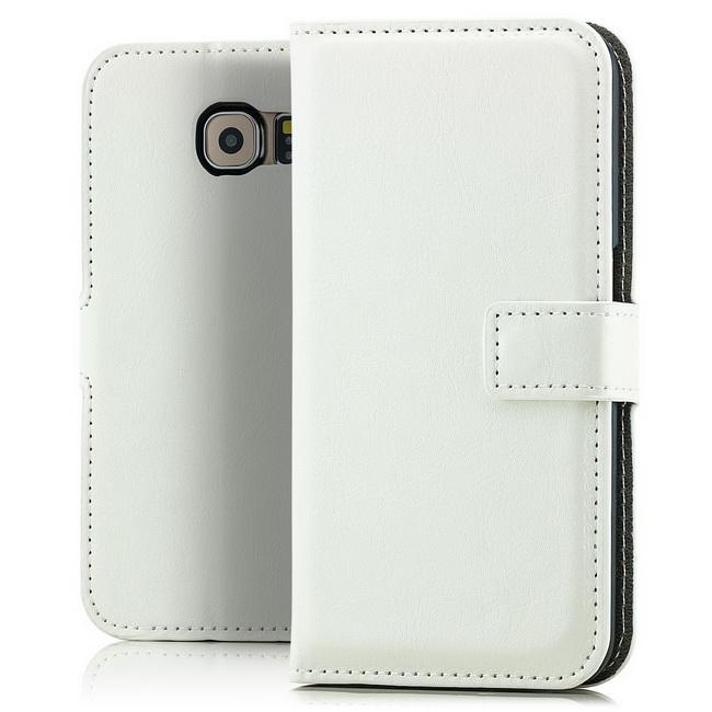 Custodia-Cover-Libro-Bumper-Flip-Case-Sottile-Finta-Pelle-Protettiva-Portafogli