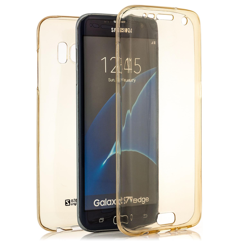 Silikon-Komplett-Schutz-Huelle-fuer-Samsung-Galaxy-Ultra-Slim-Case-Handy-Tasche